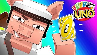 Uno Funny Moments - Playing With a Fortcraft Celebrity!
