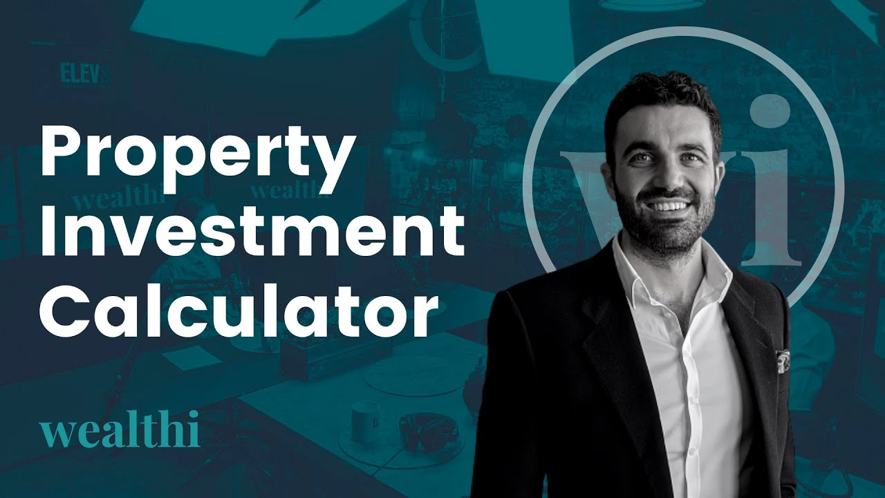 Property investment calculator (using real example)