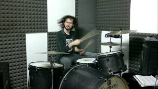 Calibro 35 - Traitors (drum cover)