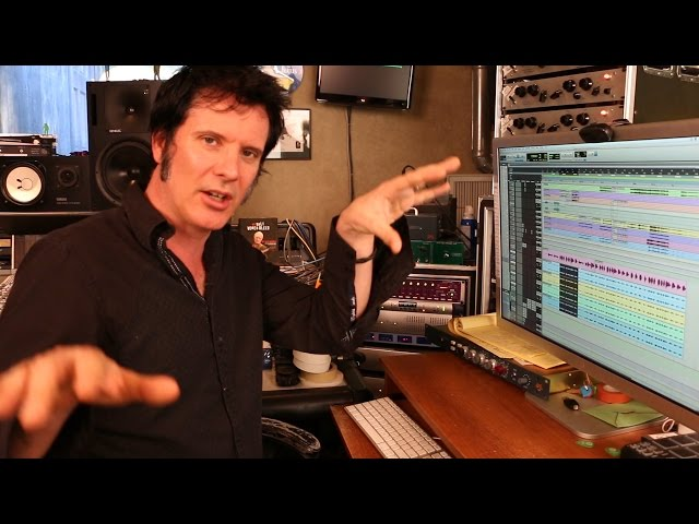 Vocal Thickening Trick - Warren Huart: Produce Like A Pro