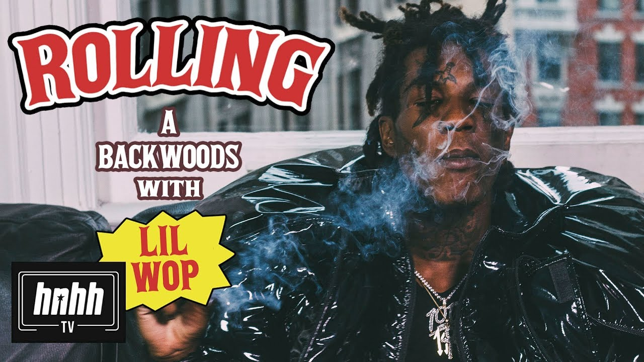 How to Roll a Backwoods with Lil Wop (HNHH)