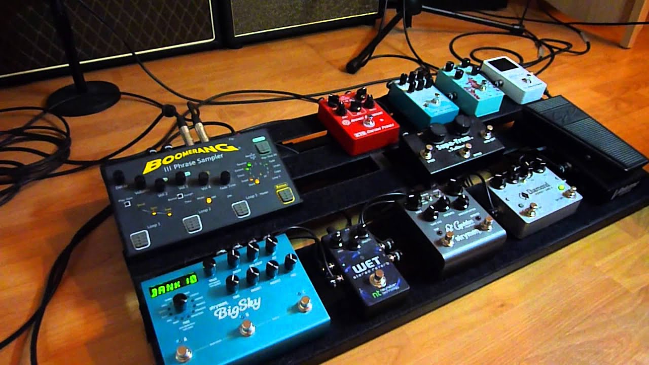 pedalboard tips 8 are expensive guitar patch cables worth it rh youtube com Pedalboard Order pedalboard wiring tips