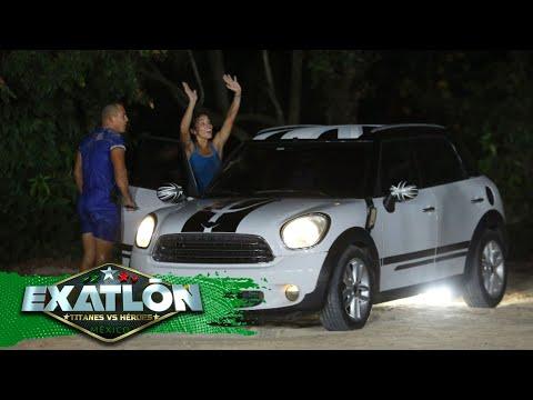 ¡La final romántica entre Christian y Casandra! ¿Quién se lleva el auto?   Ep. 125   Exatlón México