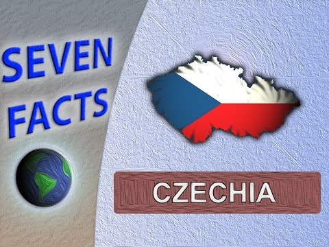 7 Facts about the Czech Republic (Czechia)