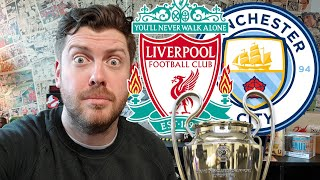 LIVERPOOL v MAN CITY!!!! Champions League Draw Reaction