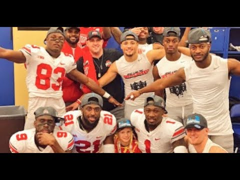 "Ohio State Receivers Pump Up 2018 || ""Zone 6"" ᴴᴰ 