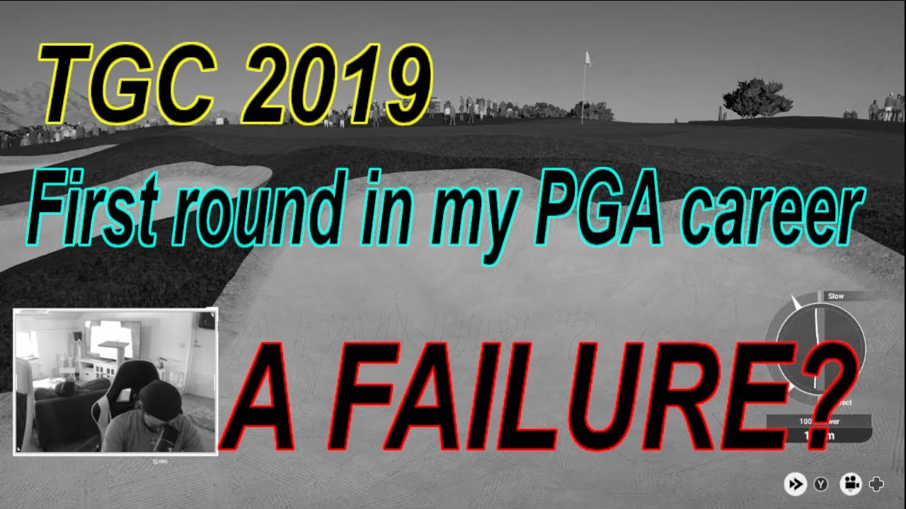TGC2019 Gameplay Course TPC Scottsdale, First round! I must try TGC 2019 with SkyTrak. 3&1 Golf