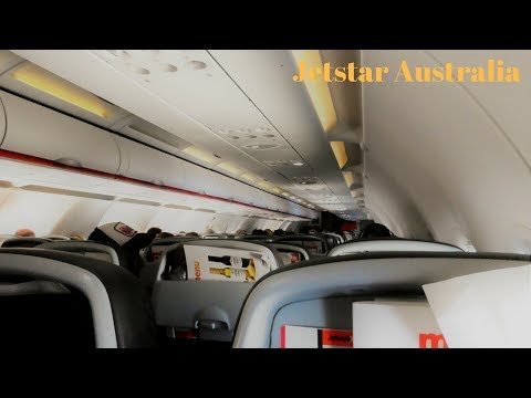 Jetstar A321-200 Economy Flight Review: Perth To Melbourne