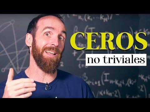 Los Ceros No Triviales | La Hipótesis De Riemann - Parte 2