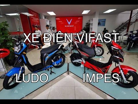 LUDO Và IMPES - 2 Mẫu Xe Máy điện Mới Ra Mắt Của Vinfast