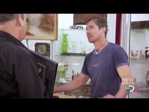 Auction Kings Season 2 Episode 8 Haunted Cabinet/Signal Cannon