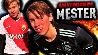 ULTIMATE FOTBALL CHALLENGES!! AMATØRENES MESTER!!