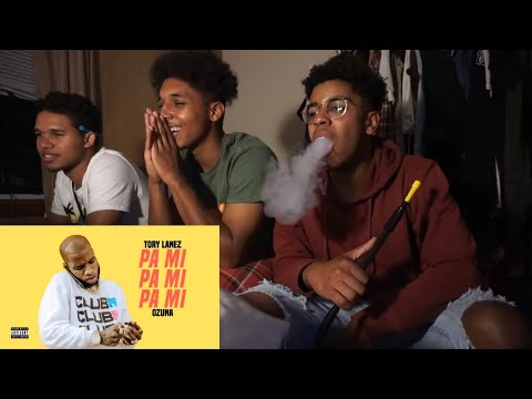 Tory Lanez & Ozuna - Pa Mí (Audio) | Reaction