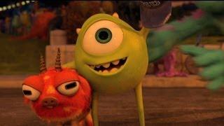 "Monsters University ""Party Hard"" Spot"