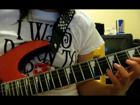 Billy Talent - Fallen Leaves Solo Cover