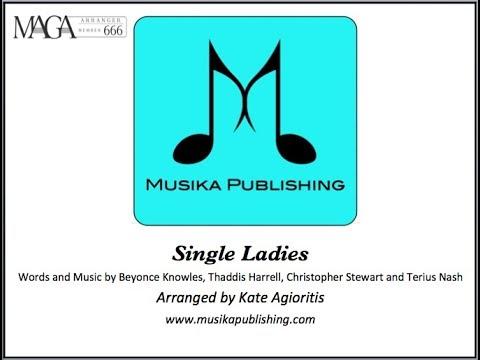 youtube music beyonce single ladies