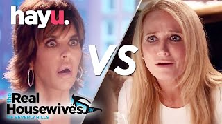 Kim & Lisa Epic Fight in Amsterdam: Pt 1 // The Real Housewives of Beverly Hills