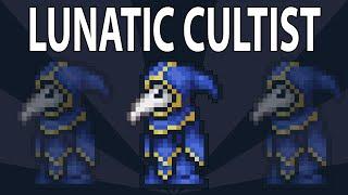 Poradnik Terraria 1.3 - Lunatic Cultist