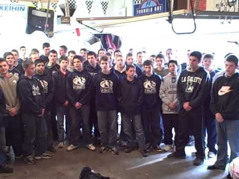 Notre Dame de La Salette Boys Academy - Fight Song