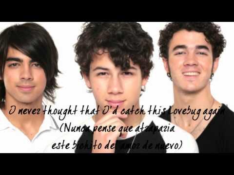 Lovebug - Jonas Brothers (Traducción)