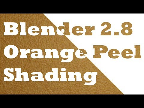 Download How To Make The Orange Material Blender Cycles MP3, MKV