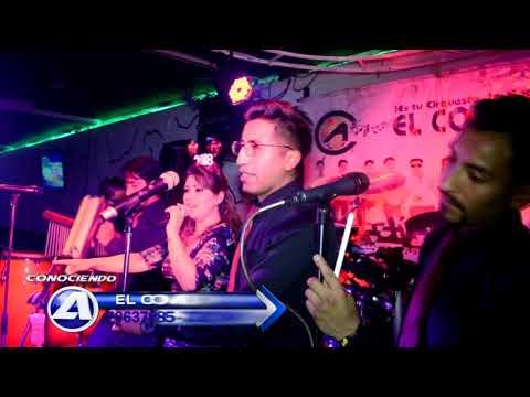 CUMBIA DE HOY - EL COMBO A ORQUESTA - EN VIVO (WONDER CLUB)
