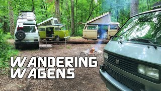 Wandering Wagens - North Georgia Adventure | Westfalia Camping