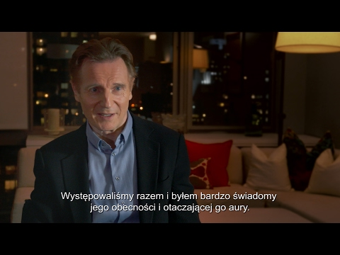 "Liam Neeson o ""Milczeniu"""