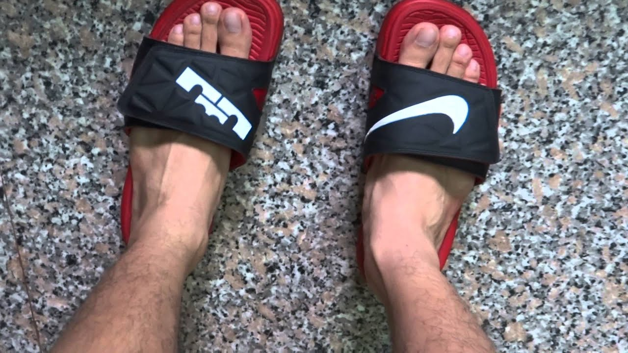 Elegant Nike Benassi Swoosh Slide  Men39s At Foot Locker
