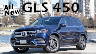 2020 Mercedes GLS 450 Review // More Room More Luxury!