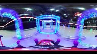 大迫力のドローンレースをVR動画で体験しよう!仙台で国内最大級の大会開催