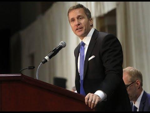 News Wrap: Missouri Gov. Eric Greitens stepping down amid scandal