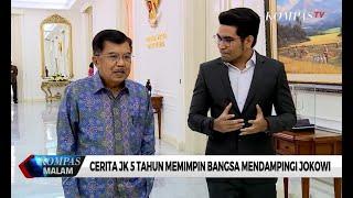 Cerita Jusuf Kalla 5 Tahun Memimpin Bangsa Mendampingi Jokowi