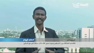 القضايا العالقة بين الخرطوم وجوبا محور لقاء نائب سلفا كير مع البشير