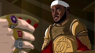 Game of Thrones, NBA Edition (Game of Zones, Episode 3)