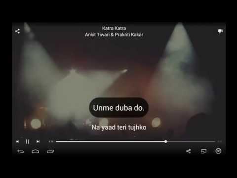 New : 'Katra Katra Lyrics Video Song   Alone   Bipasha Basu   Karan Singh