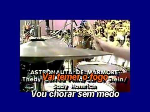 Nenhum de nós - Astronauta de mármore - Karaoke