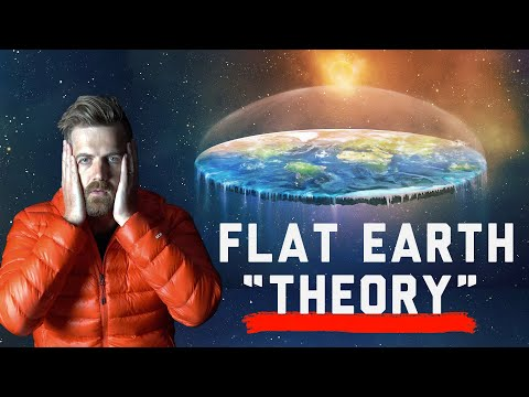 Why People Think The World Is Flat