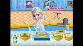 Cooking Games Disney Princess