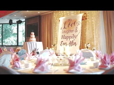 Happily Ever After - Wedding at Four Points by Sheraton Singapore, Riverview