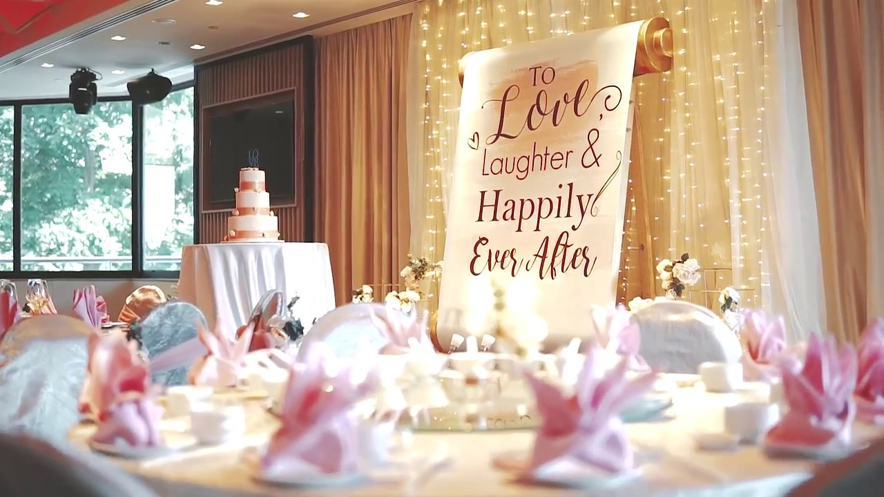 Hily Ever After Wedding At Four Points By Sheraton Singapore Riverview