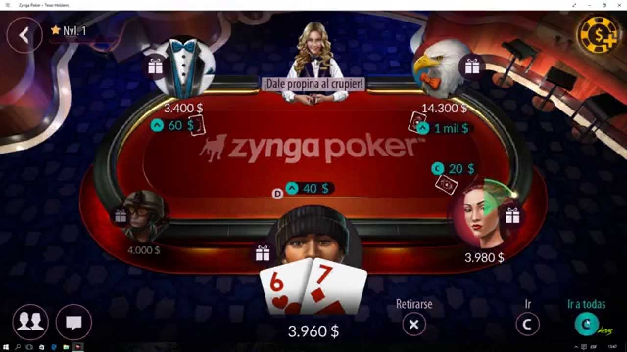 Poker Free Holdem Zynga Texas