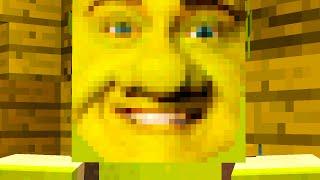 Minecraft: HILARIOUS SHREK HORROR MAP! - w/Preston & Kenny!