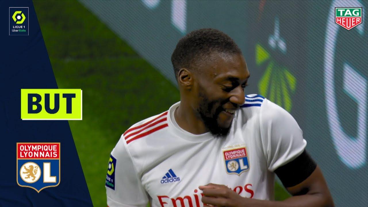 Photo of But Karl TOKO EKAMBI (34' – OLYMPIQUE LYONNAIS) OLYMPIQUE LYONNAIS – AS MONACO (4-1) 20/21 | Ligue 1 Uber Eats