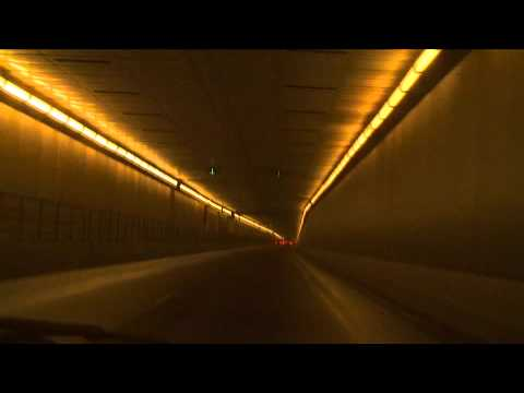Eisenhower Tunnel Hwy 70 Colorado time-lapse
