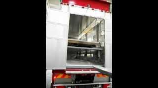 SCANIA R730 Boschi 4piani indipendenti IRMA