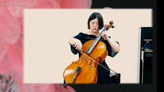 A. Dvorak From The New World 2nd Mov Melody Cello Zenith-juhye 드보르작 신세계 2악장 황주혜 첼로 新世界交響曲第2楽章 無伴奏