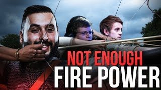 Not Enough Fire Power w/Sean Gares And Ptr