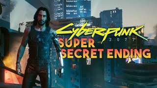 Cyberpunk 2077 - Don't Fear the Reaper Full Ending (Secret Ending)