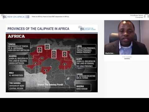 View on Africa: How to stop ISIS' expansion in Africa
